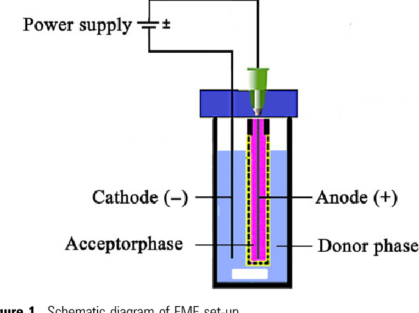 Electromembrane Extraction Of Organic Acid Compounds In Biological