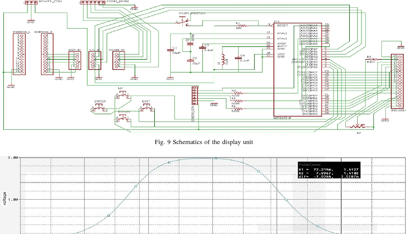 A Non Invasive Blood Insulin And Glucose Monitoring System Based On Circuit Diagram Meter Near Infrared Spectroscopy With Remote Data Logging Semantic Scholar